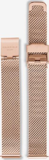ROSEFIELD Uhrenarmband in rosegold, Produktansicht