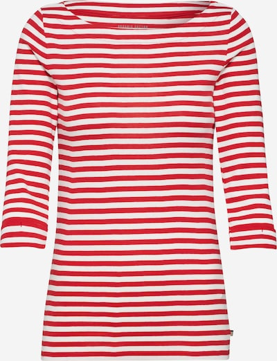 ESPRIT T-Krekls pieejami sarkans / balts, Preces skats