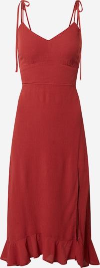 Abercrombie & Fitch Šaty - rezavě červená, Produkt