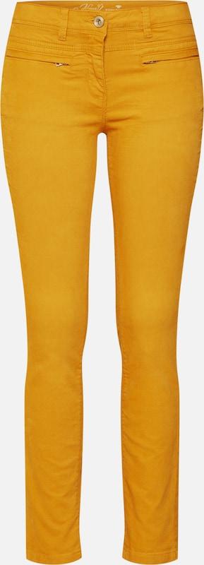 D'or Pantalon En Jaune Tom Tailor 0Pk8nOw
