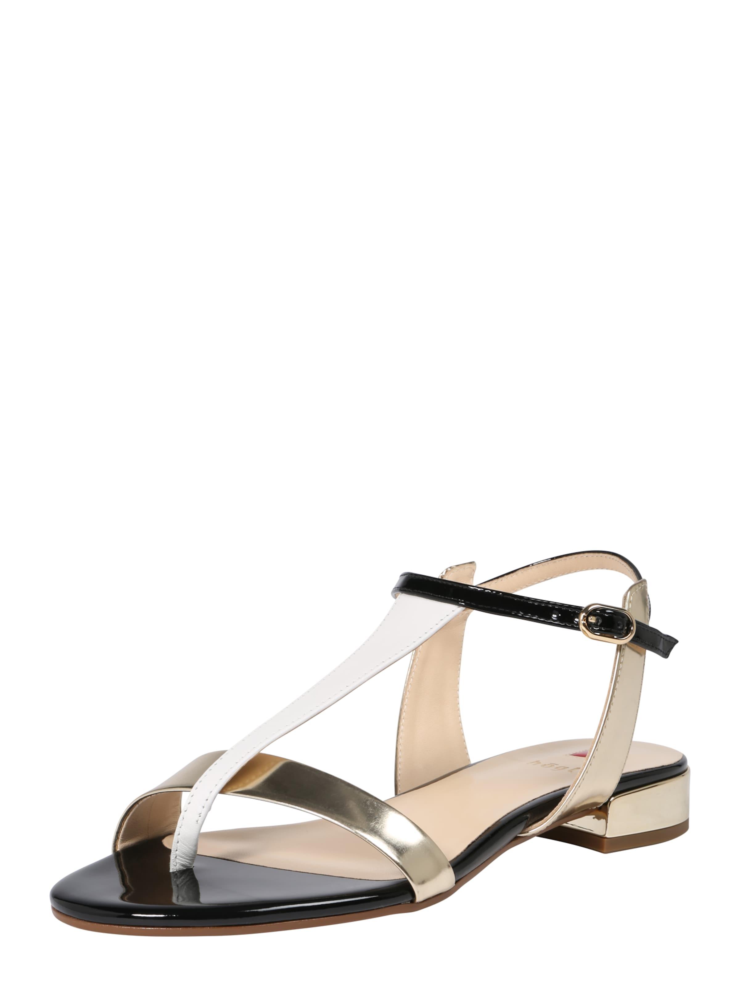 Haltbare Mode billige Schuhe Högl | Sandale 'Platin Multi' Schuhe Gut getragene Schuhe