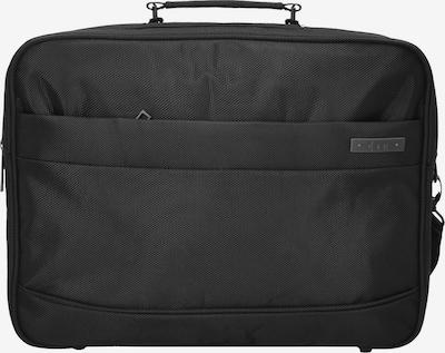 D&N Flugumhänger in schwarz, Produktansicht