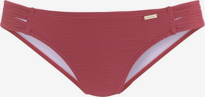 SUNSEEKER Bikinihose in pastellrot, Produktansicht