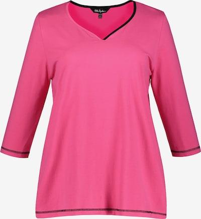 Ulla Popken Shirt in pink, Produktansicht