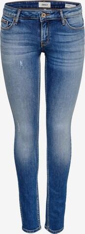 ONLY Jeans 'ONLCoral' i blå
