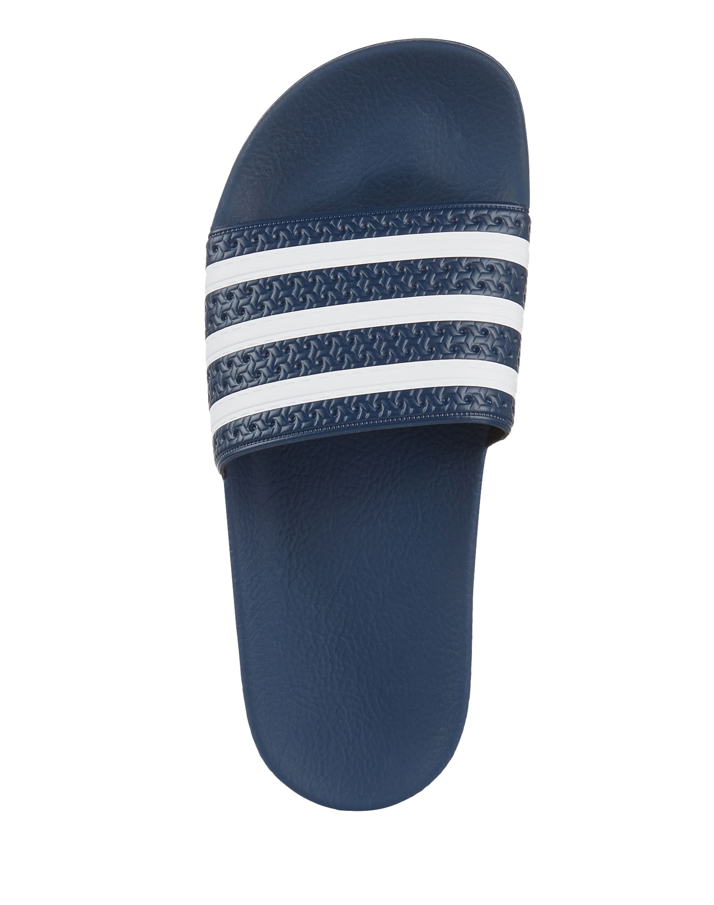 Bade Originals 'adilette' BlauWeiß Adidas In slider nwOkP0