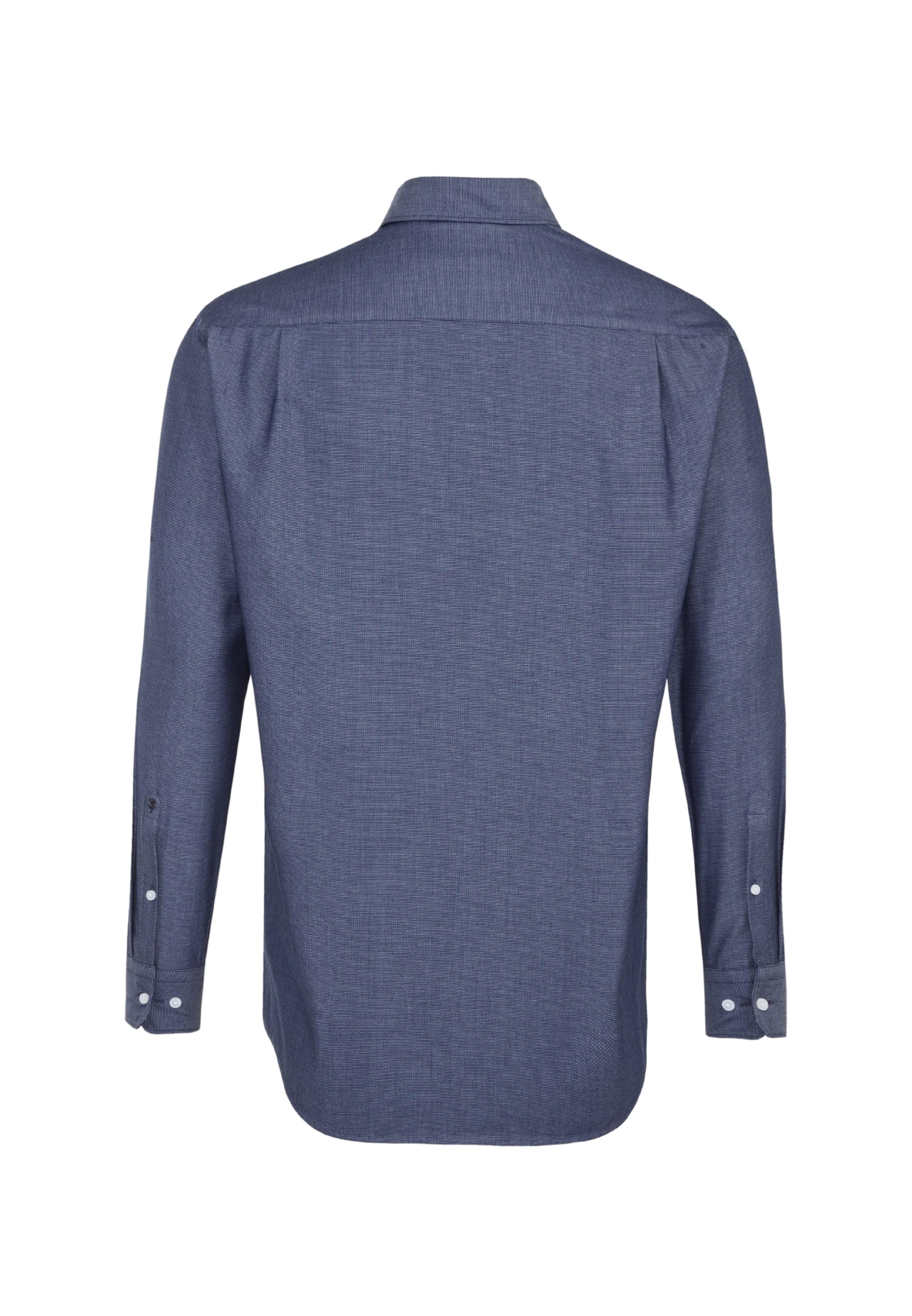 Seidensticker 'comfort' In Blau Hemd CoerBWxd