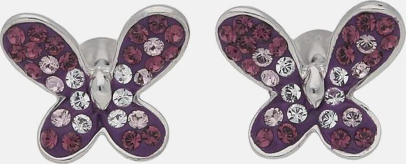 FIRETTI Paar Ohrstecker 'Schmetterling'