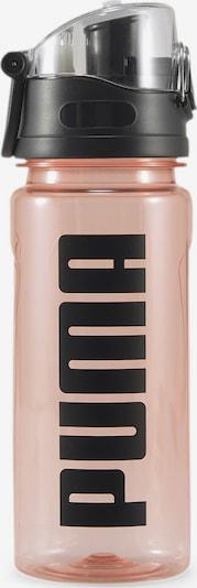 PUMA Trinkflasche in pitaya / schwarz, Produktansicht