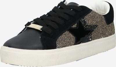 STEVE MADDEN Sneakers laag 'Philip' in de kleur Goud / Zwart, Productweergave