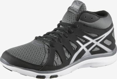 ASICS GEL-FIT TEMPO 2 MT Fitnessschuhe Damen in grau / schwarz, Produktansicht