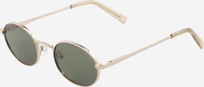 LE SPECS Sonnenbrille 'POSEIDON' in gold / schwarz, Produktansicht
