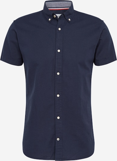 JACK & JONES Overhemd 'SUMMER' in de kleur Navy, Productweergave