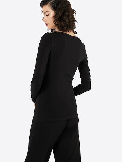 ONLY Shirt in schwarz: Rückansicht
