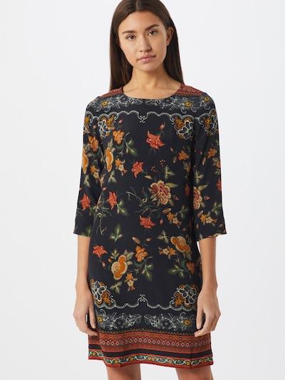 Desigual Kleid 'VEST_PRAGA' in mischfarben / schwarz, Modelansicht
