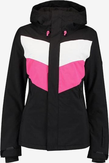 O'NEILL Kurtka sportowa 'APLITE' w kolorze różowy / czarny / białym, Podgląd produktu