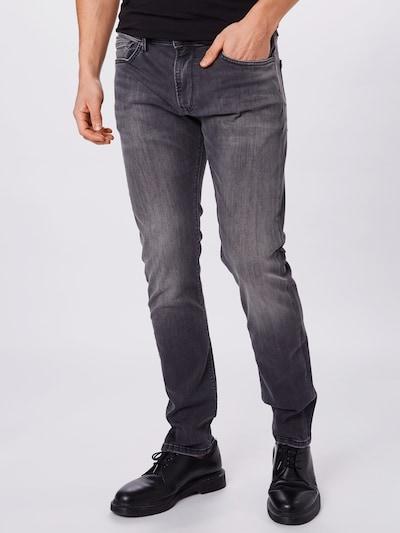 Pepe Jeans Jeans 'STANLEY' in black denim, Modelansicht
