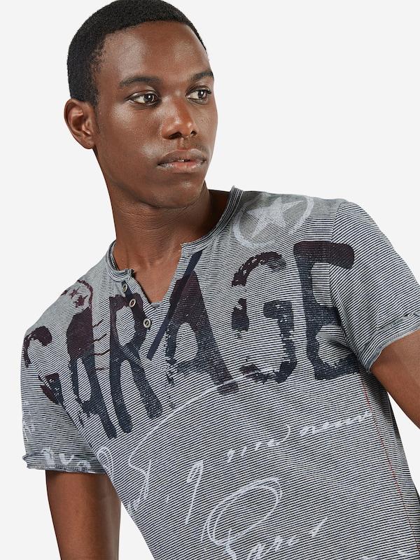 Key Largo T-Shirt 'MT SIGN button'