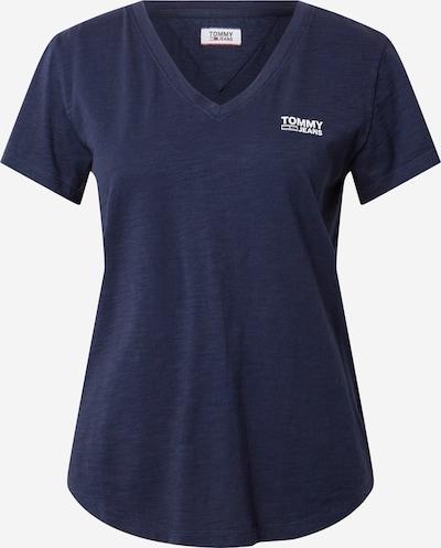 Marškinėliai iš Tommy Jeans , spalva - tamsiai mėlyna, Prekių apžvalga