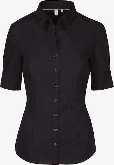 SEIDENSTICKER City-Bluse ' Schwarze Rose ' in schwarz, Produktansicht