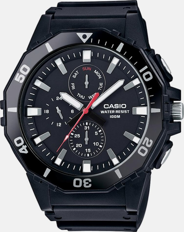 CASIO Collection Multifunktionsuhr 'MRW-400H-1AVEF'