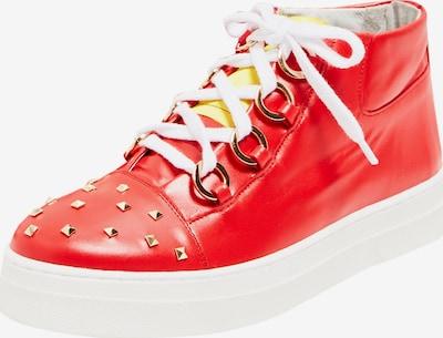 faina Sneaker in hellrot, Produktansicht