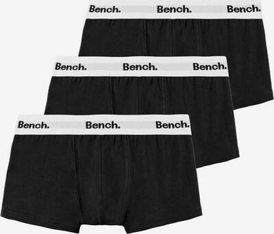 BENCH Onderbroek in de kleur Zwart / Wit, Productweergave
