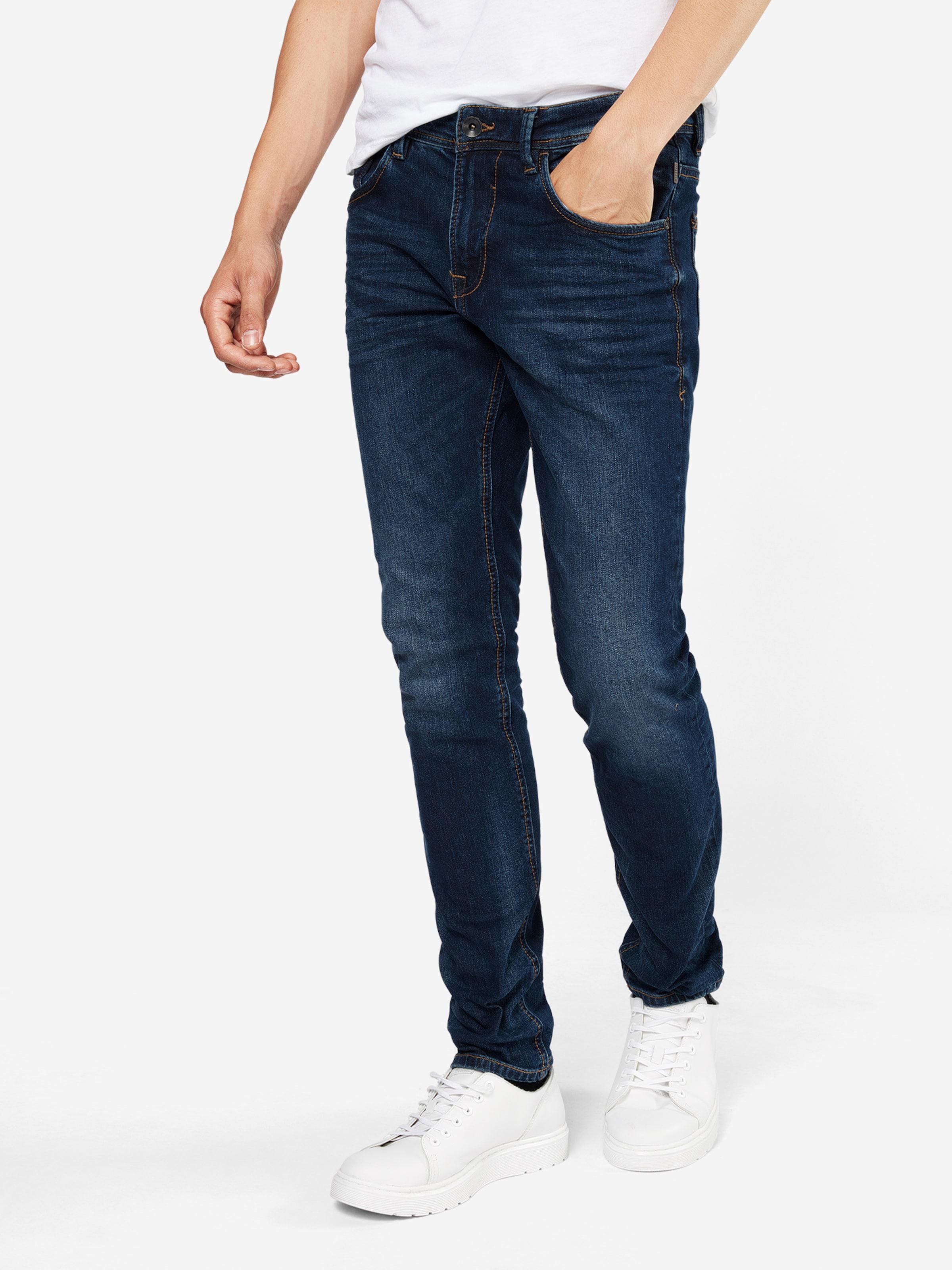 Spielraum Store Erhalten Online Kaufen TOM TAILOR DENIM Jeans 'Skinny CULVER dark stone wash' Original Günstig Online Professionel RF52sbz