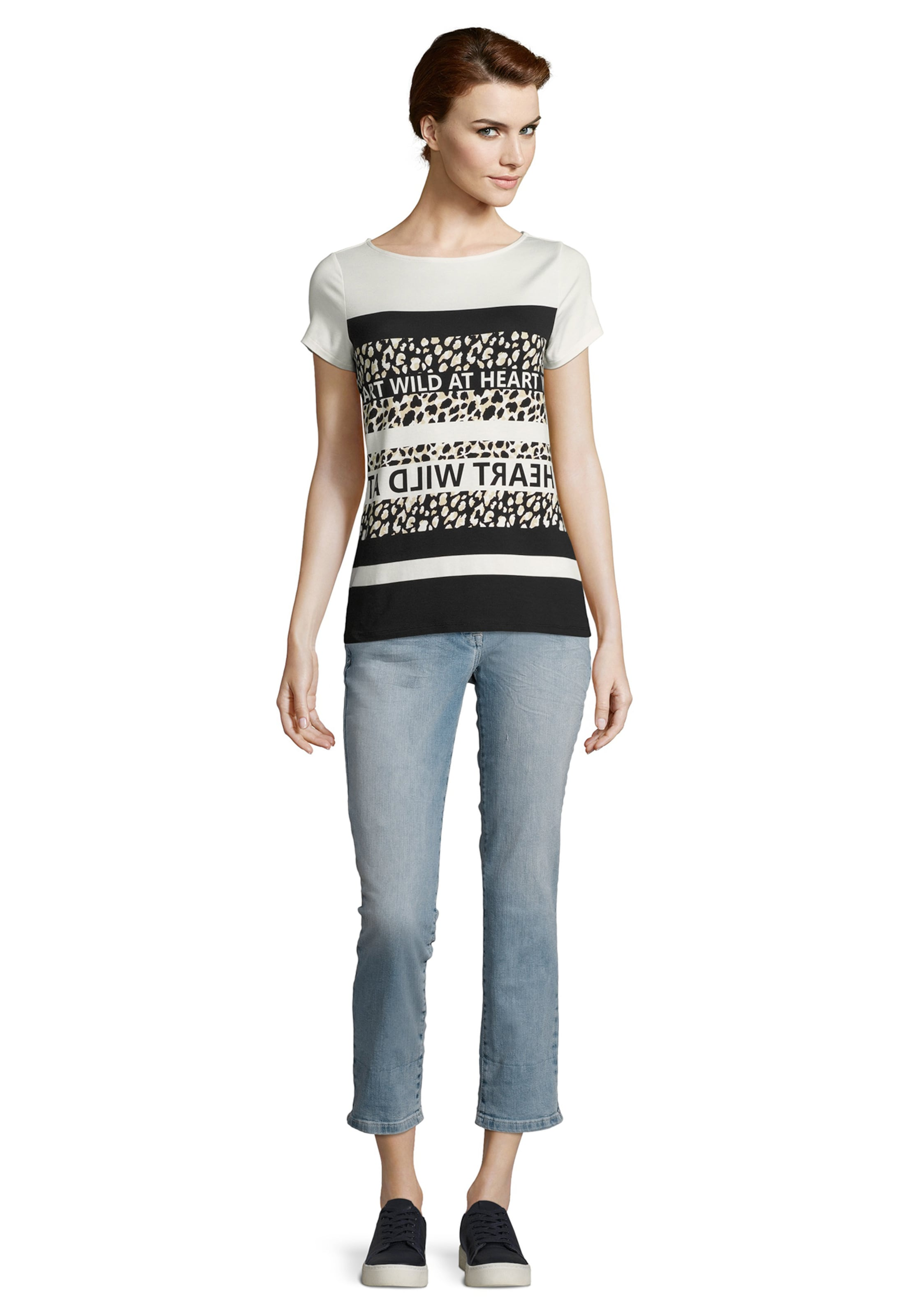Barclay Shirt In BeigeSchwarz Betty Weiß nvmN08wO