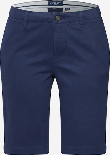 Superdry Shorts 'CITY' in blau, Produktansicht