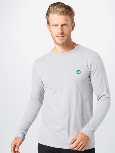 JACK & JONES Shirt in hellgrau: Frontalansicht