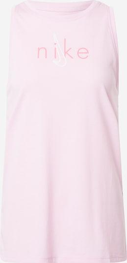 NIKE Sporttop in de kleur Pink / Pastelroze, Productweergave