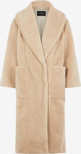 Y.A.S Manteau d'hiver en beige clair / cappuccino, Vue avec produit