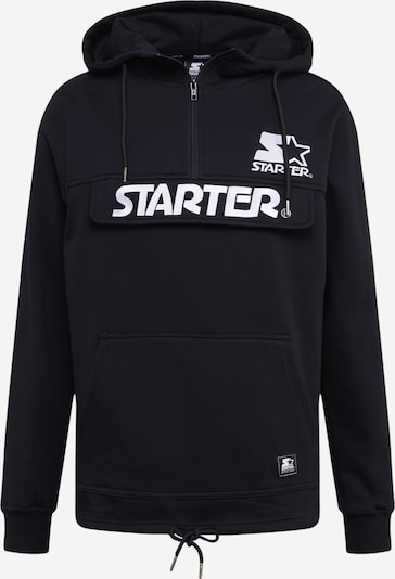 fekete Starter Black Label Átmeneti dzseki 'The Classic Logo', Termék nézet