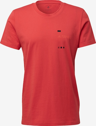 ADIDAS PERFORMANCE Funktionsshirt in rot, Produktansicht