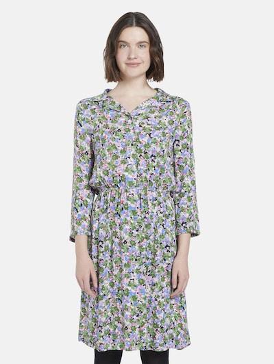TOM TAILOR Kleid in mischfarben, Modelansicht