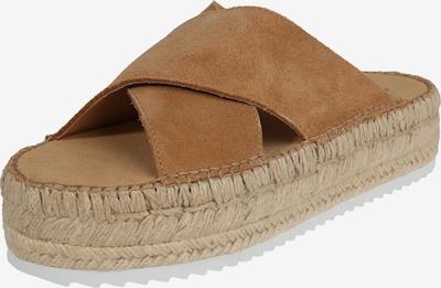 espadrij l´originale Sandale 'Croisette' in hellbraun, Produktansicht