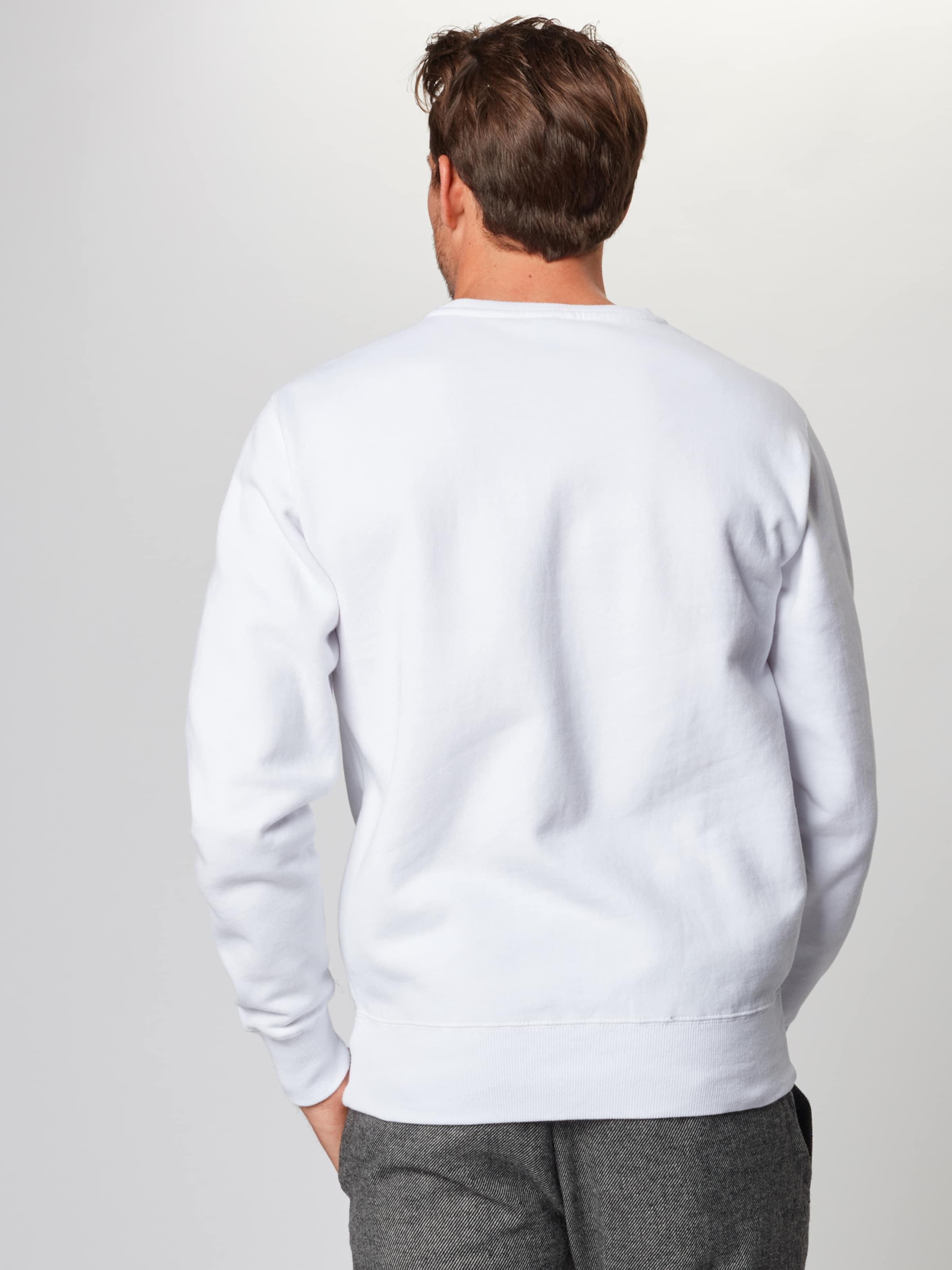 shirt Logo Succiso' Ellesse Sweat En 'small Blanc CrdBeoxW