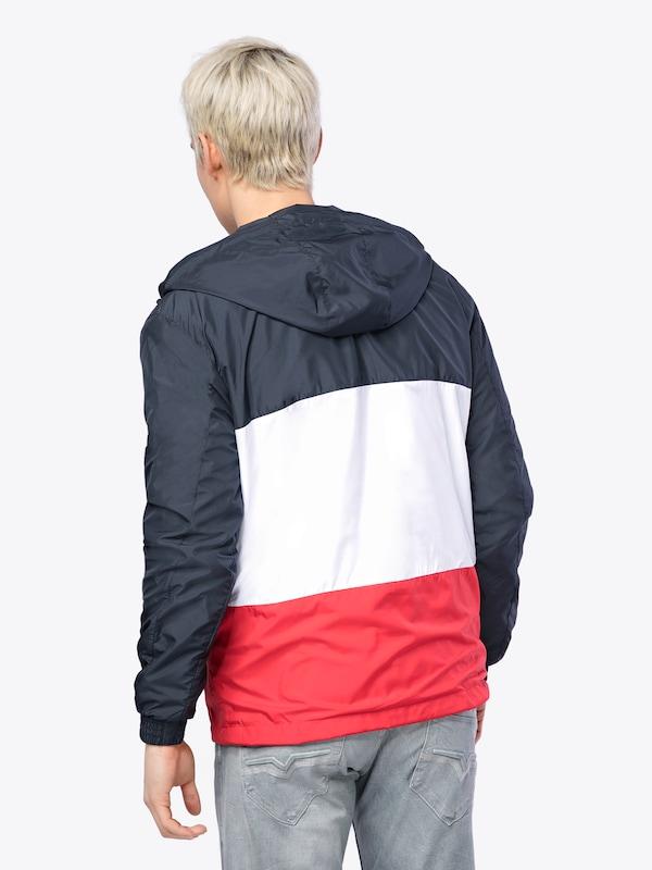 Urban Classics Jacke 'Color Block Pullover Jacket'