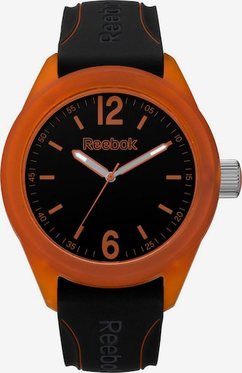 REEBOK Quarzuhr in orange, Produktansicht