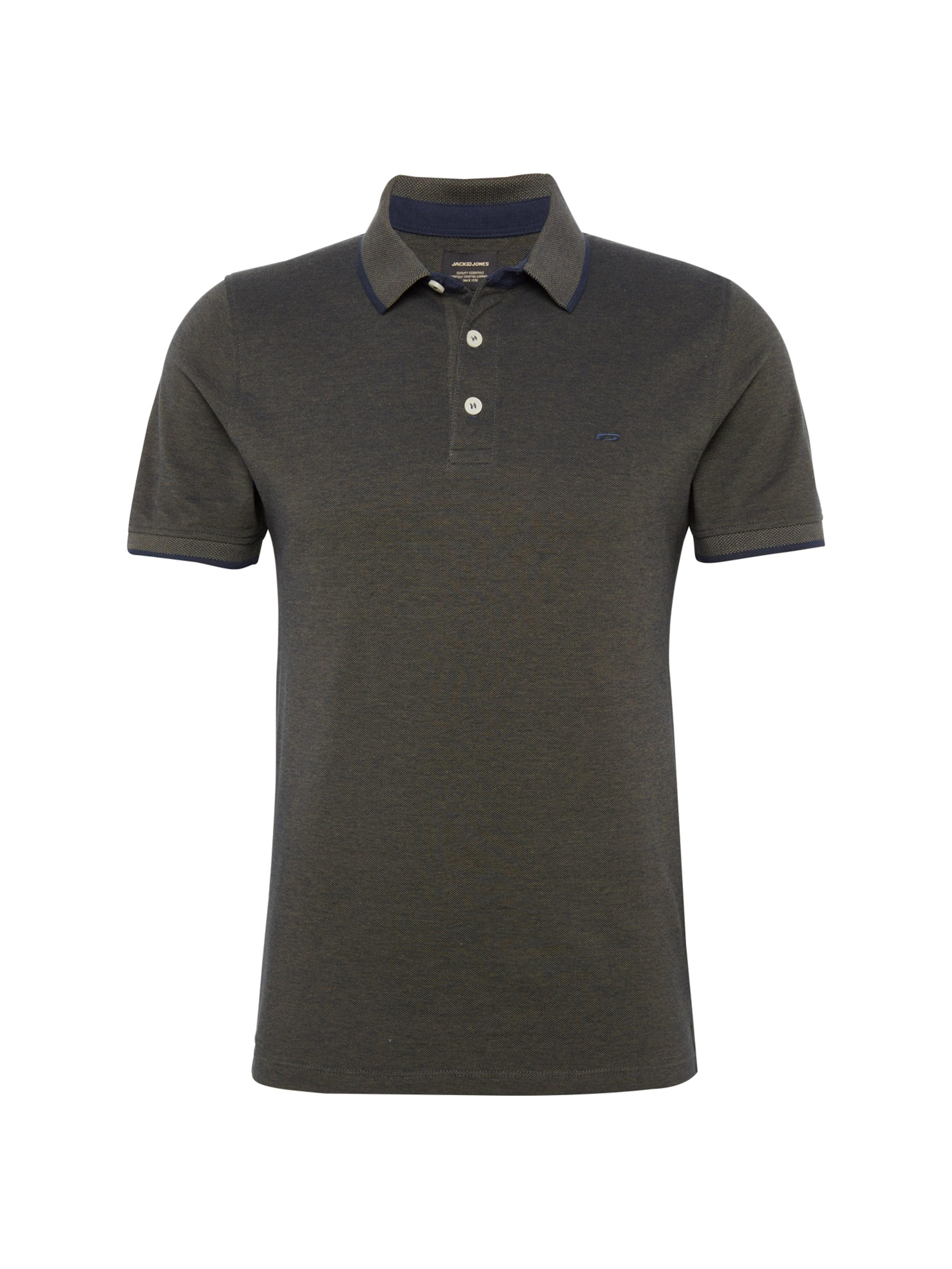 'jjepaulos In Ss' Poloshirt Polo Dunkelgrün Jackamp; Jones NOPZ0k8nwX