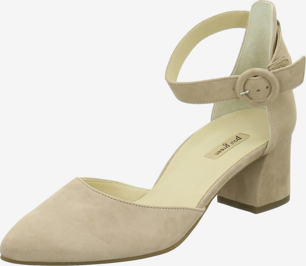 Paul Green Pumps in beige, Produktansicht