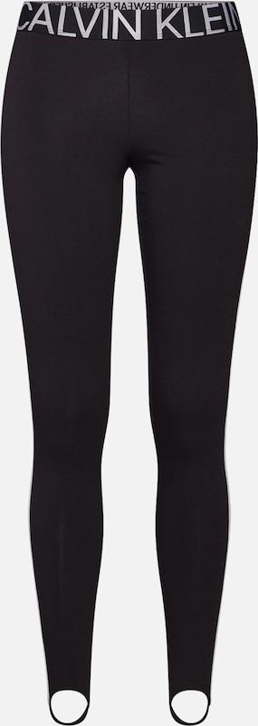 Calvin Underwear Klein Leggings En Noir xshdtrQCBo