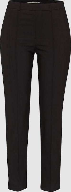 DRYKORN Bügelfaltenhose 'Act' in schwarz  Mode neue Kleidung
