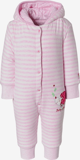 SALT AND PEPPER Baby Overall in rosa, Produktansicht