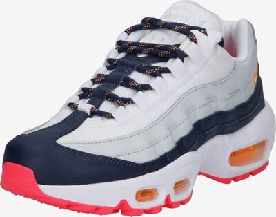 Nike Sportswear Sneakers laag 'Air Max 95' in de kleur Navy / Azuur / Wit, Productweergave