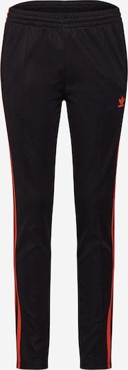 ADIDAS ORIGINALS Trainingshose in orange / schwarz, Produktansicht