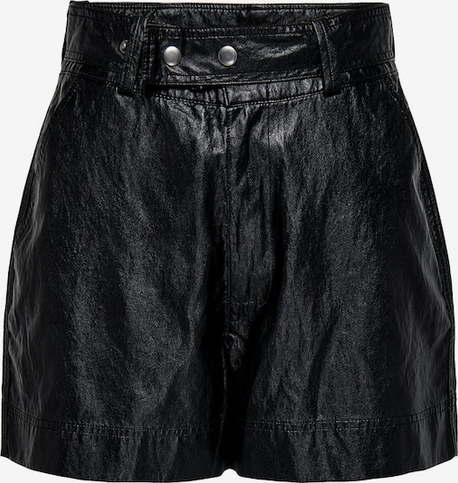 ONLY Shorts in schwarz, Produktansicht