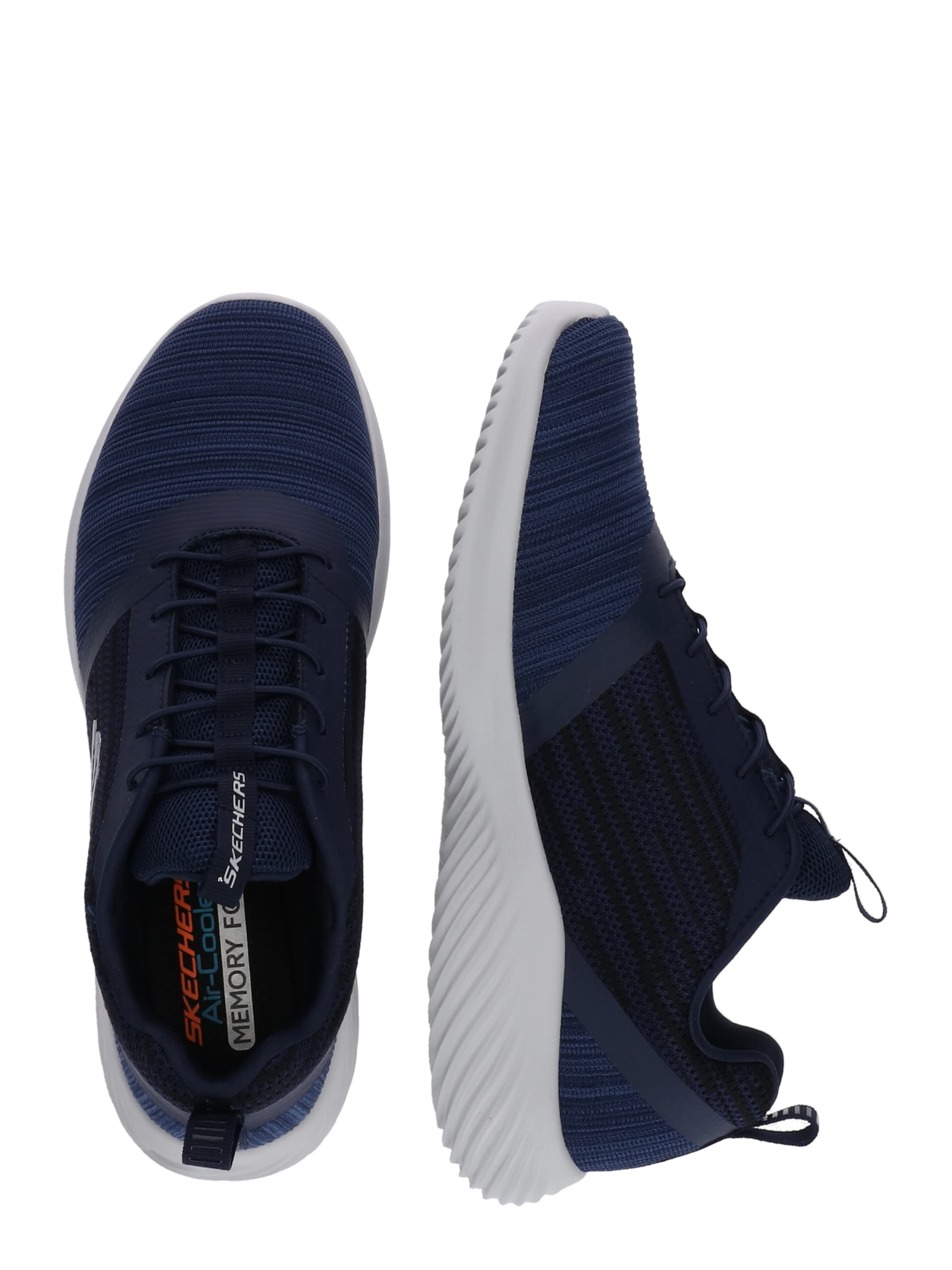 Navy Sneaker 'bounder' In Navy Skechers Skechers In Sneaker 'bounder' Skechers Sneaker 7b6vfYgy