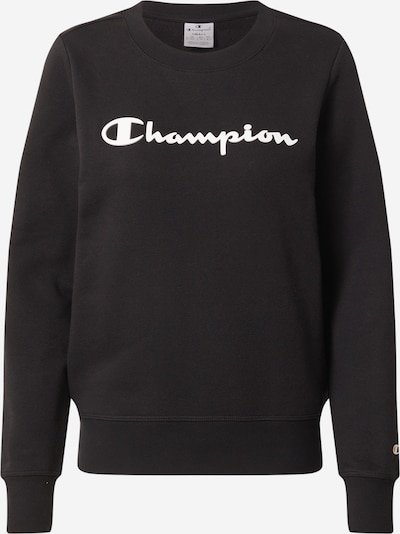 Champion Authentic Athletic Apparel Sweatshirt in schwarz, Produktansicht